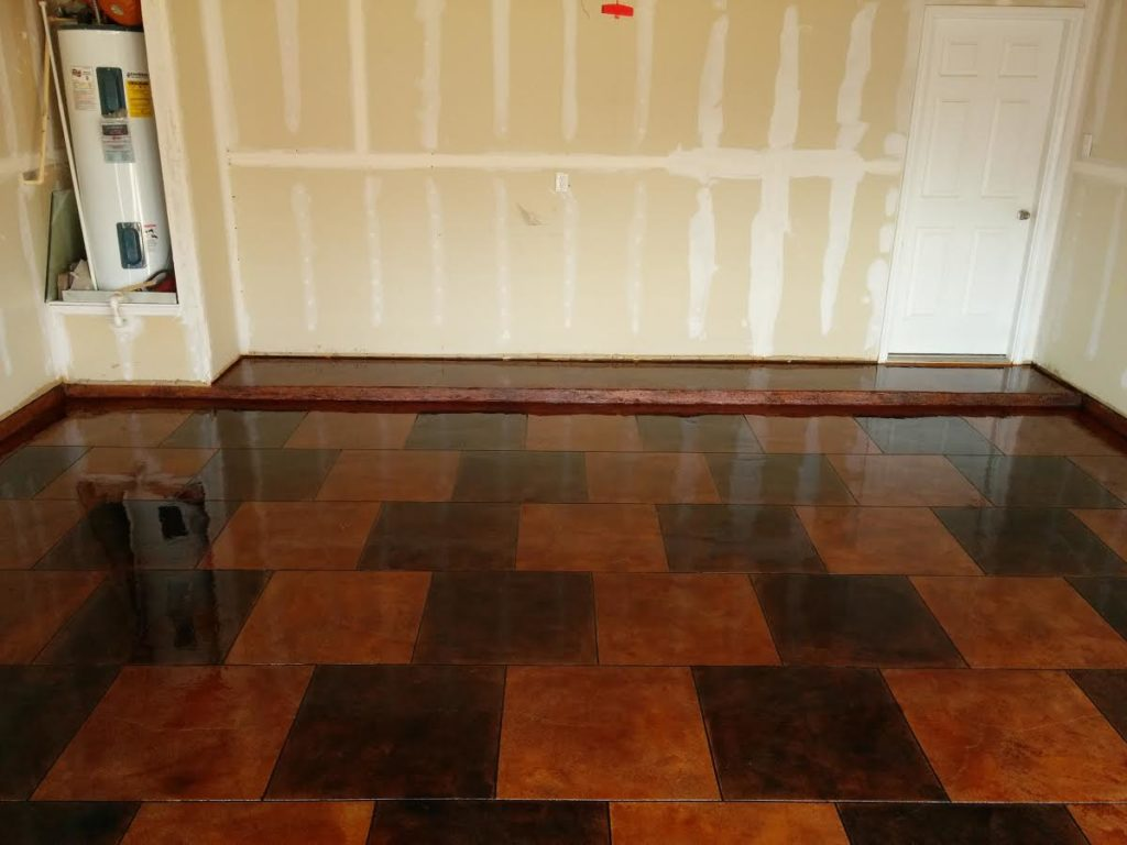 Three 2020 Trends for Acid Stained Floors