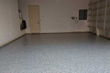 Garage Floor Paint: It's More Than What's on the Surface
