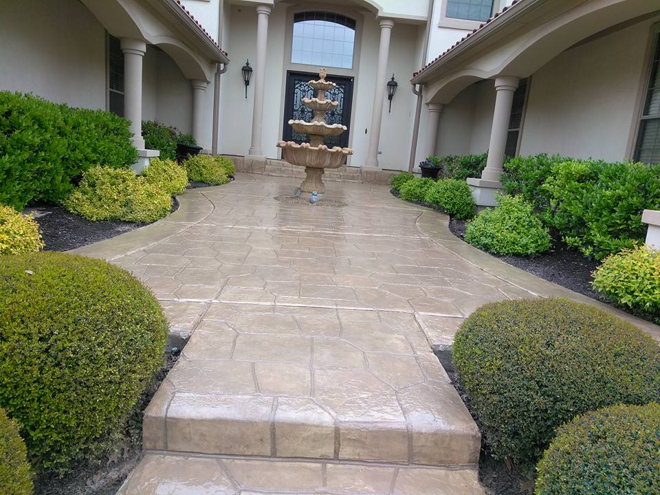Concrete Cleaning and Maintenance