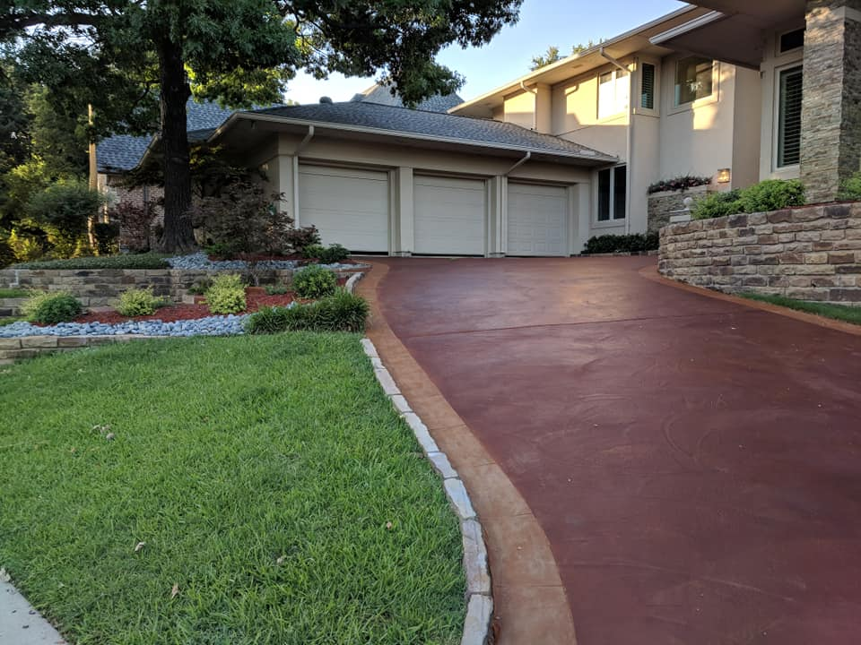 Why Use Stamped Concrete For Your Yard