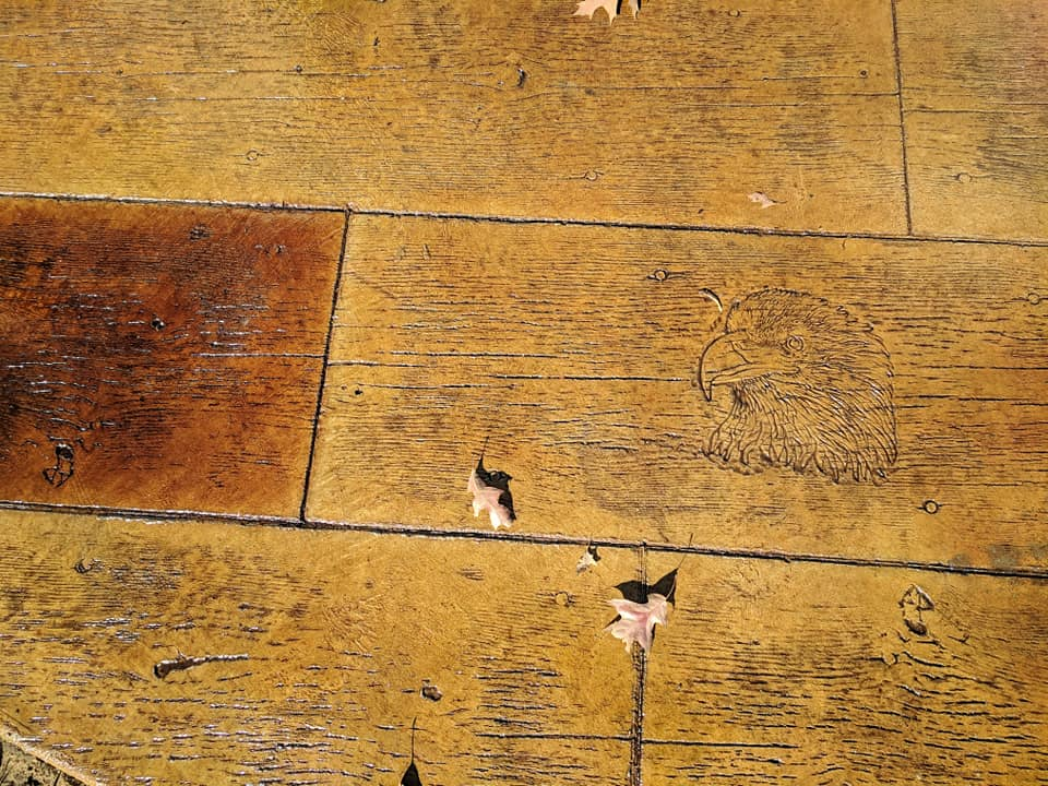 2 Great Reasons To Go With A Stamped Concrete Patio