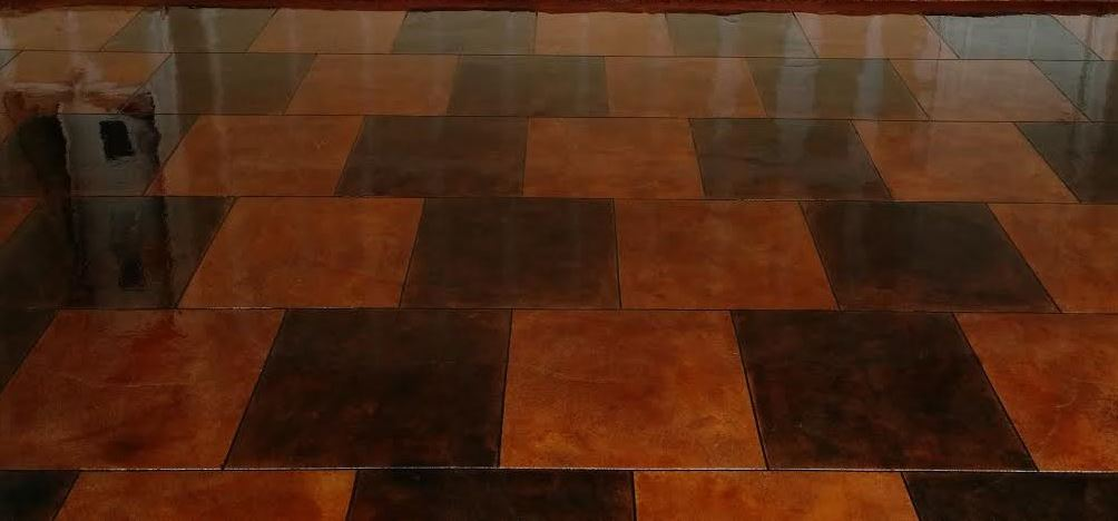 Top 4 Reasons Why You Should Consider Decorative Concrete Flooring