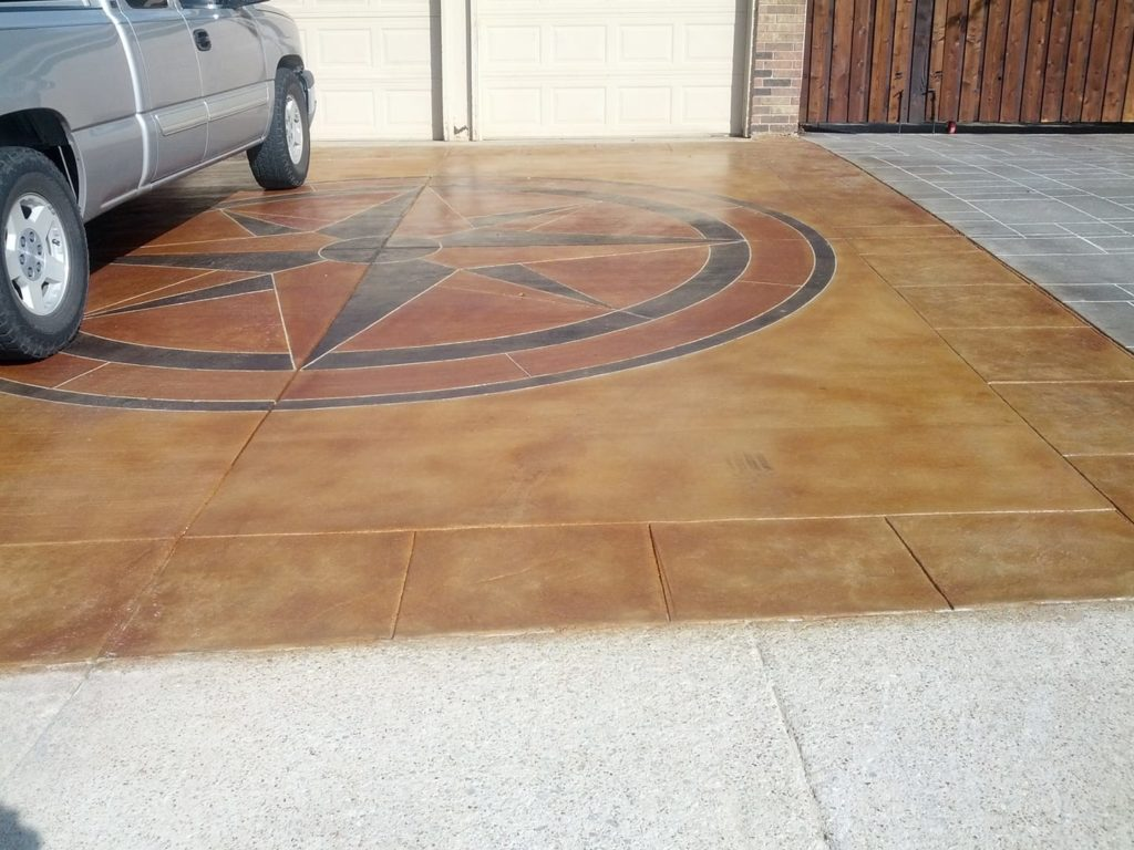 Commercial Decorative Concrete Uses