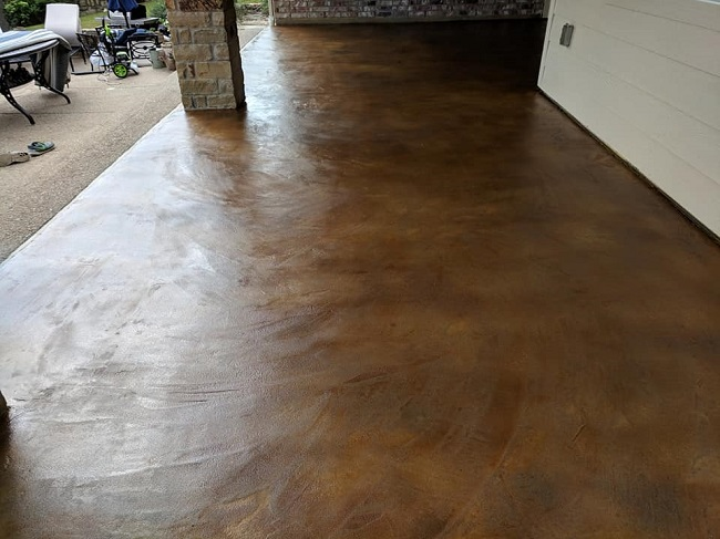 Concrete Sealing by Flores Decorative Concrete