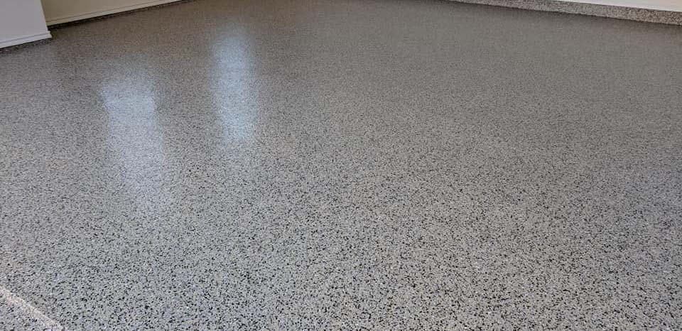 The Benefits of Adding an Epoxy Coating to Your Garage Floor
