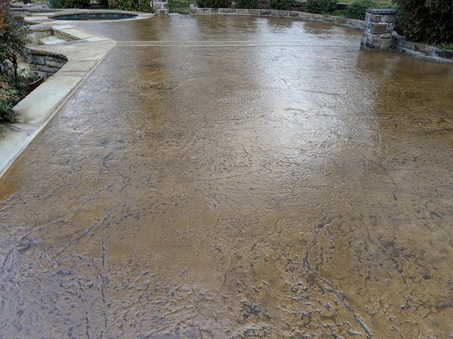 5 Benefits Of Stamped Concrete