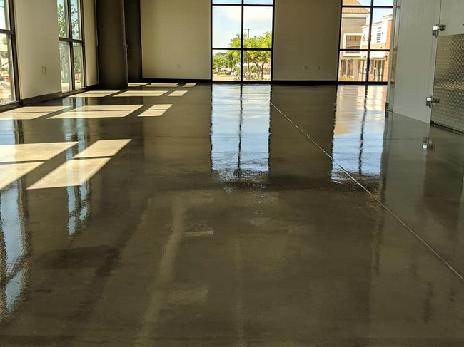 Commercial Concrete Stain: A Lifetime of Durability and Beauty