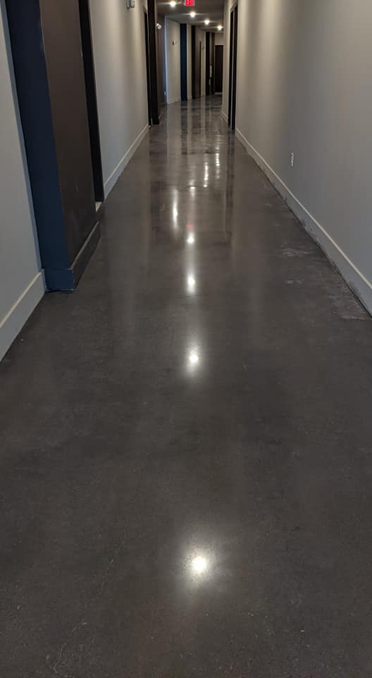 Does Concrete Polishing Make Your Floor Slippery?
