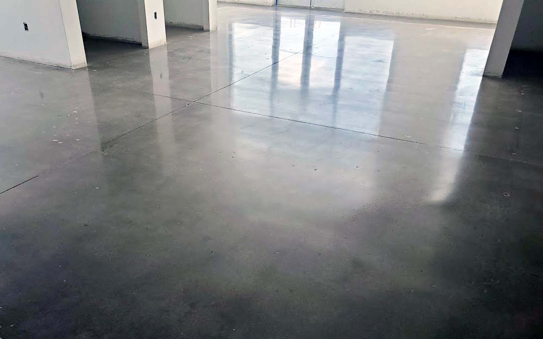 Commercial Decorative Concrete Services Dallas, Texas